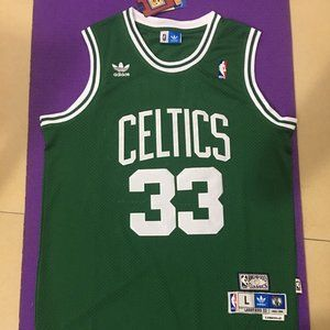 NEW NBA Nike Boston Celtics Larry Bird Jersey 33#